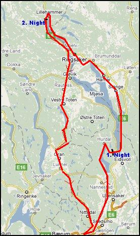 A Tour Around Mjøsa The Biggest Lake In Norway - Norway lakes map